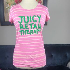 Juicy couture graphic top